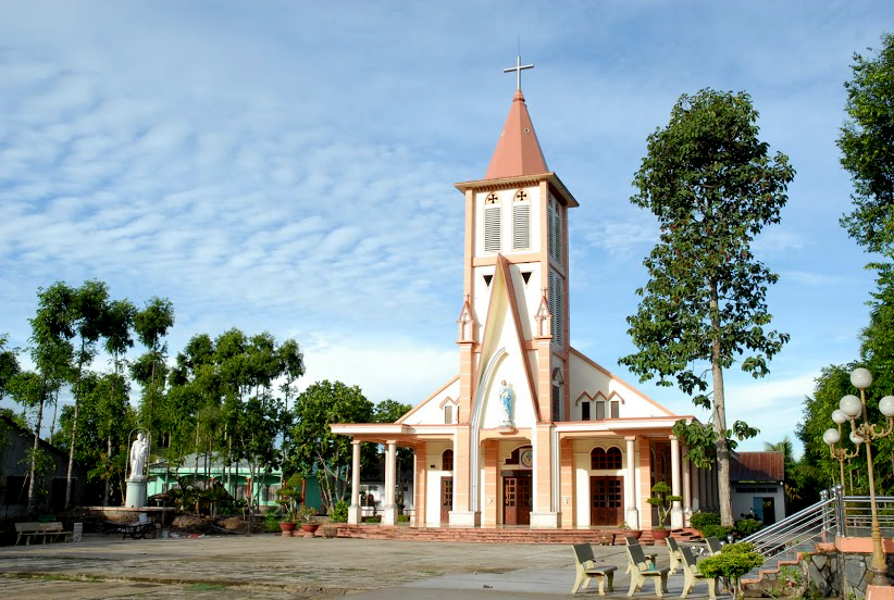 Nhà thờ Bắc Hải - Sóc Trăng