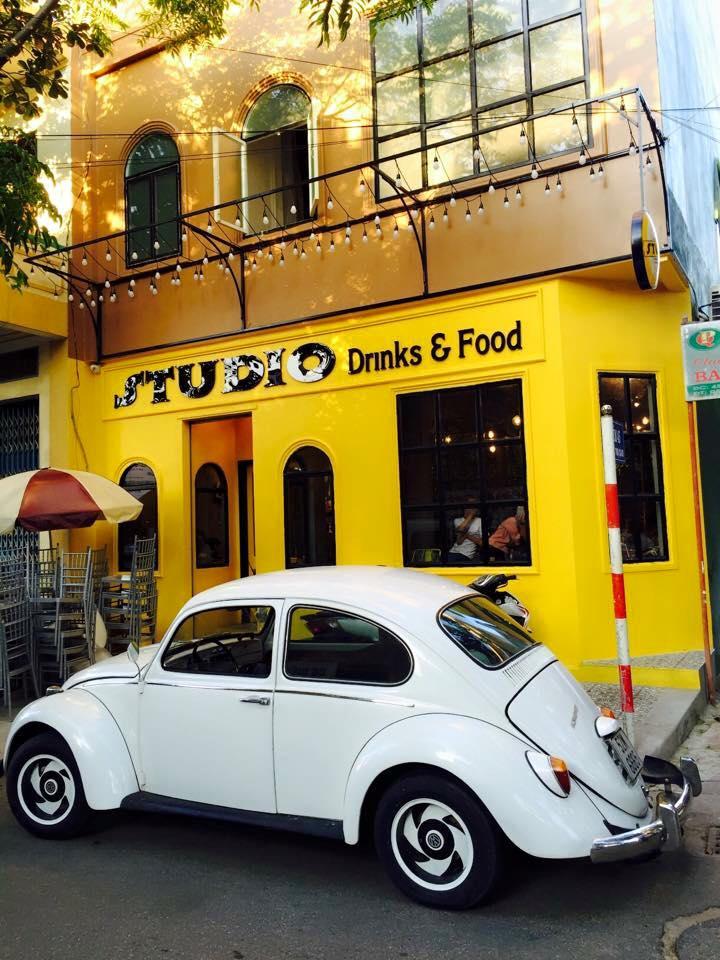 CAFE STUDIO - QUẢNG NGÃI