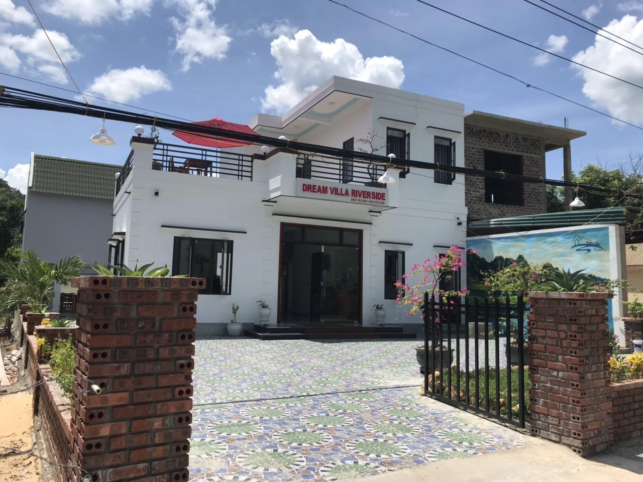 Khu resort tại Quảng Bình