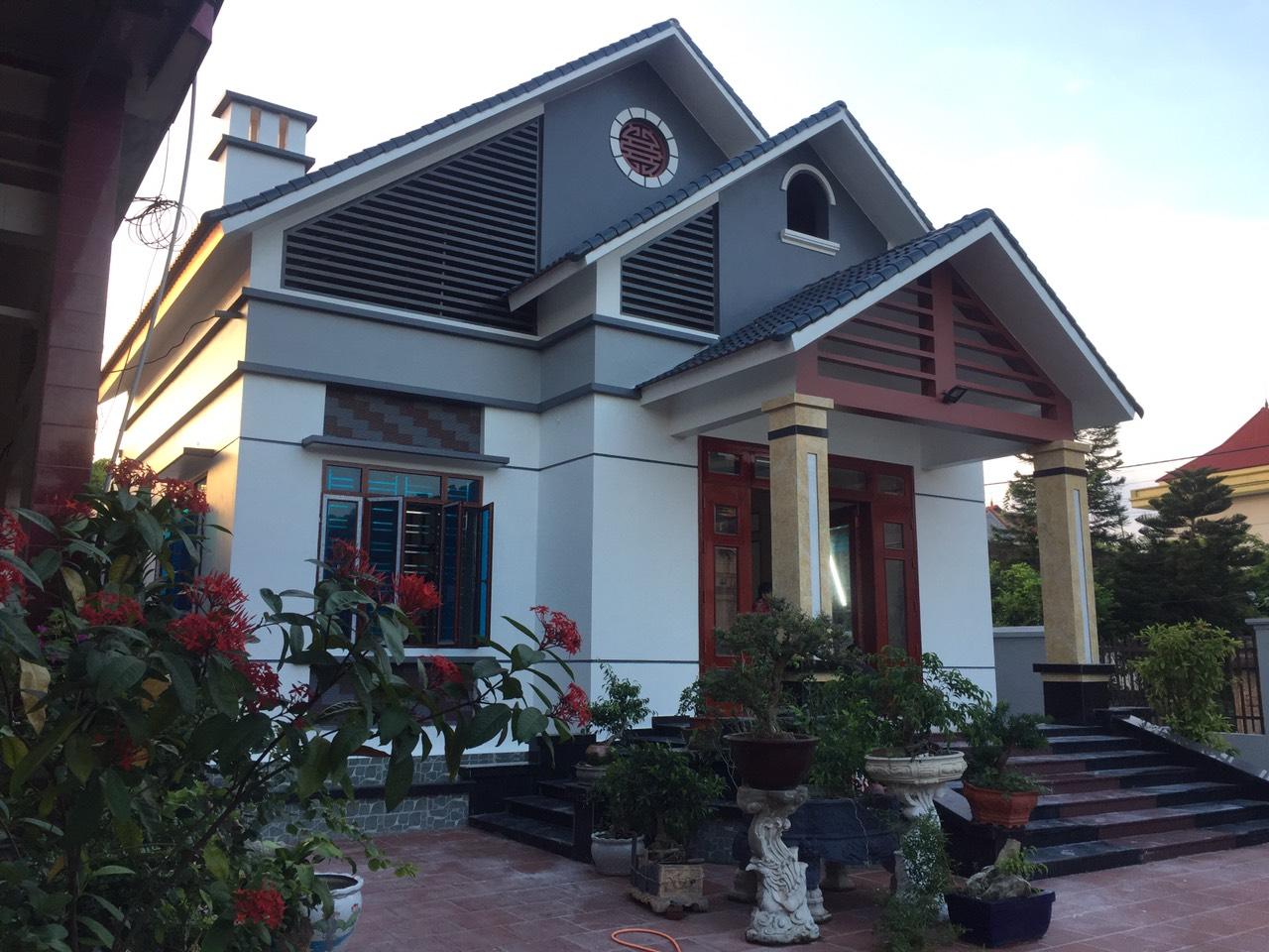 Công trình nhà anh Hậu tại Bắc Giang