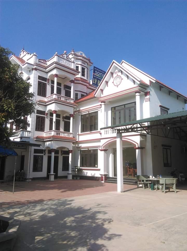 Công trình nhà Chú Lý tại Bắc Giang
