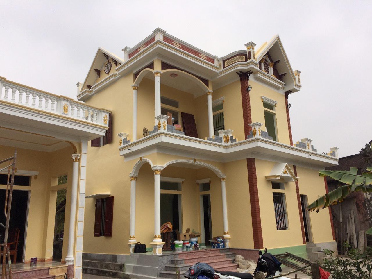 Công trình anh Hoàng tại Nam Định