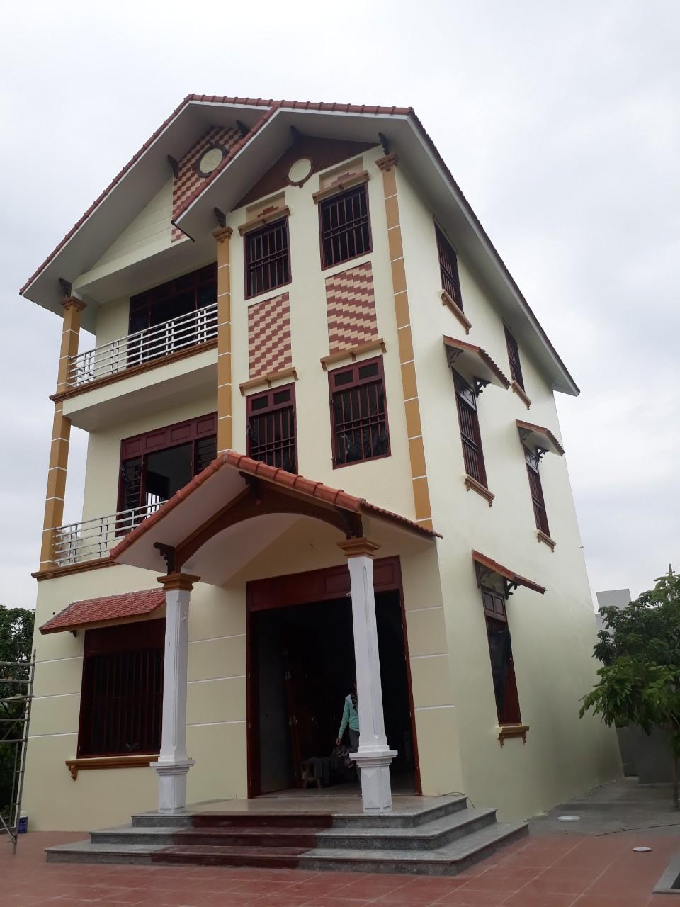 Công trình Bác Trường tại Hưng Yên