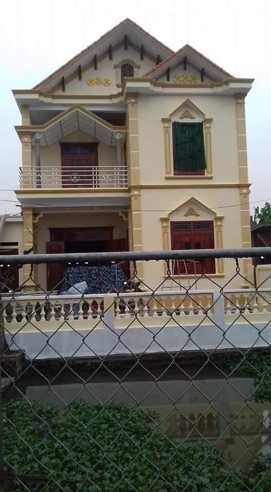 Công trình nhà anh Nguyễn Văn Thắng tại Thái Bình