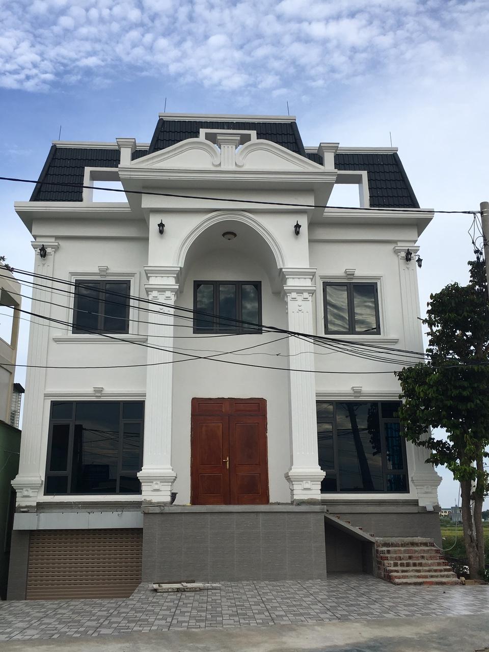 Biệt Thự nhà anh Tuấn tại Nghệ An