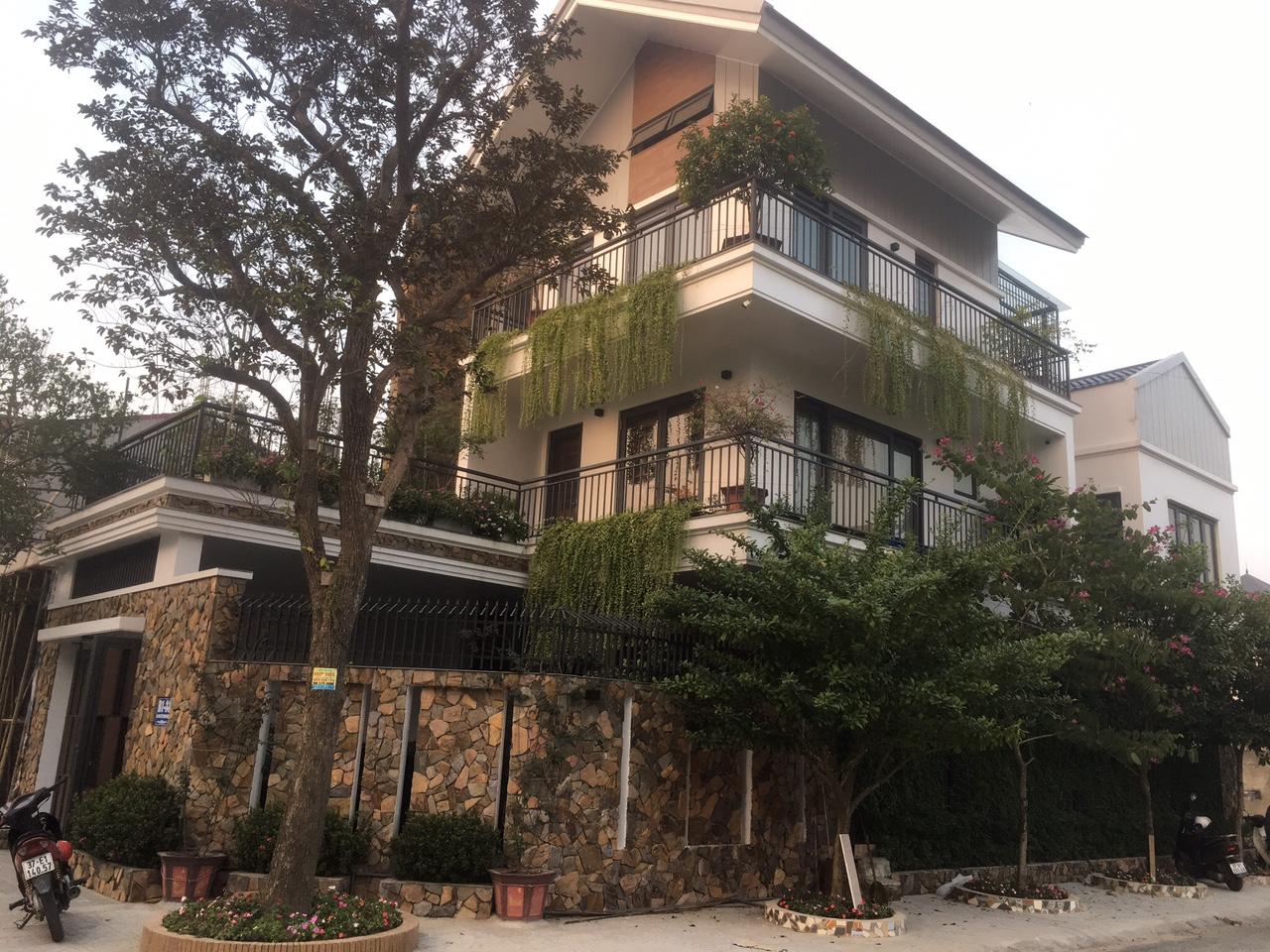 Công trình nhà Dì Quế tại Nghệ An
