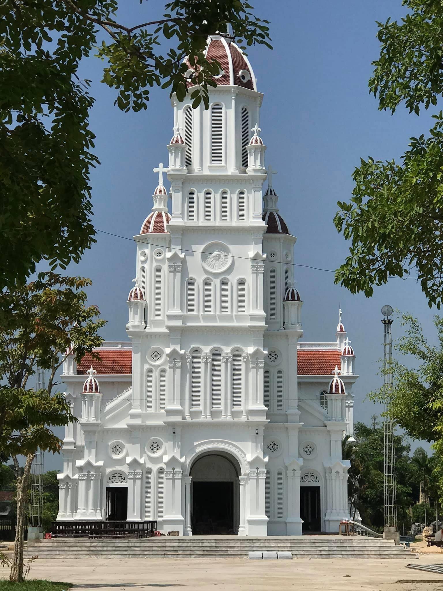 Nhà thờ Đồng Lèn tại Nghê AN