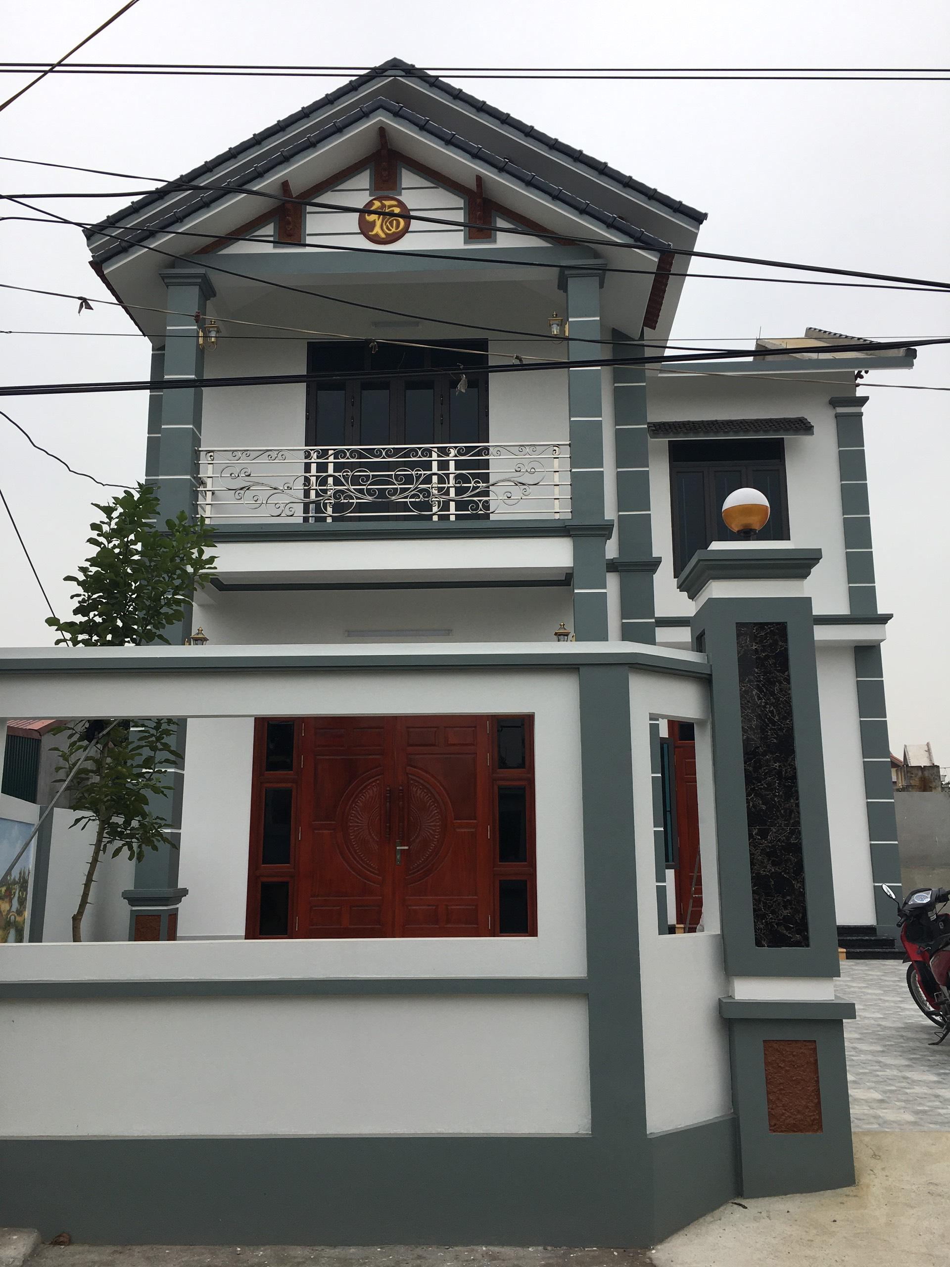 Công trình nhà ở tại Thái Bình