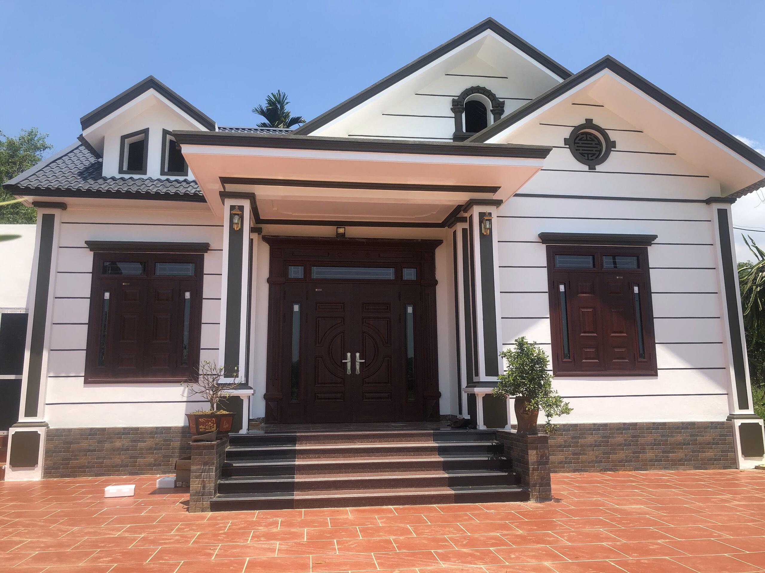 Công trình nhà ở tại Quốc Oai